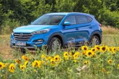 Hyundais Spitzenreiter in der Hitliste der Verkäufe: der Tucson. © Hyundai