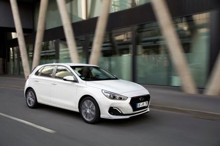 Zweiter in der Verkaufsstatistik: der Hyundai i30. © Hyundai