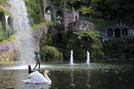 """Der """"Monte Palace"""" auf Madeira."""