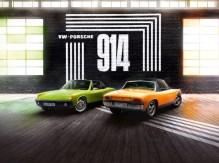50 Jahre Porsche 914. Foto: Auto-Medienportal.Net/Porsche
