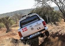 Mut zur Schräge - Südafrika ist stellenweise uneben. © Stephan Lindloff / Volkswagen
