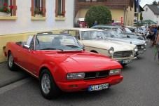 Große Peugeot-Modelle – 504 Cabrio und 404 Limousine
