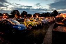 Beetle-Sunshinetour 2019: Lichtermeer. Foto: Auto-Medienportal.Net/Volkswagen