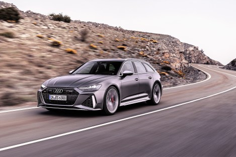 Audi RS 6. Foto: Auto-Medienportal.Net/Audi