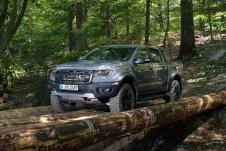 Der Ranger Raptor wurde von Ford Performance für Offroad-Enthusiasten und Einsätze in anspruchsvollem Gelände entwickelt. © Ford