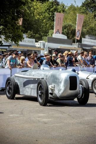 Mercedes-Benz SSKL Stromlinienrennwagen (1932, Originalnachbau). Foto: Auto-Medienportal.Net/Daimler