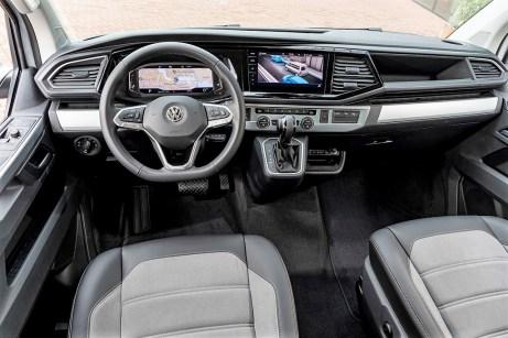 Volkswagen T6.1. Foto: Auto-Medienportal.Net/Volkswagen