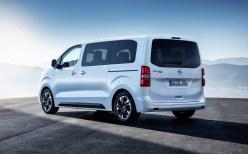 Der Opel Zafira Life hat ein Gepäckraumvolumen von bis 4900 Liter. ©