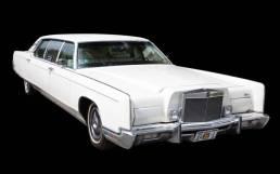 Lincoln Continental aus dem Jahr 1973. Foto: Auto-Medienportal.Net/Kruse GWS Auctions California