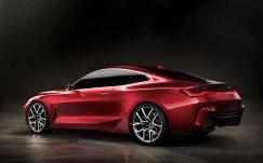 BMW Concept 4. Foto: Auto-Medienportal.Net/BMW