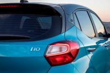 Der neue Hyundai i10. © Hyundai