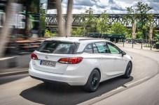 Auf den Sports-Tourer entfallen inzwischen 60 Prozent aller Kundenbestellungen. © Opel