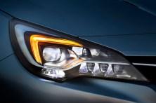 Halogen ist weiter Standard, neben Matrix-LED bietet Opel jetzt im Astra auch einfaches LED-Licht an. © Opel