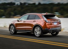 Als erster Cadillac besitzt der XT 4 ein elektro-hydraulisches Bremssystem. © Cadillac