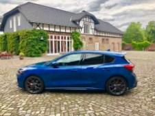Die Kölner stürmen jetzt mit ihrem Focus ST auf den Markt. Dessen Vierzylinder-Turbo leistet 280 PS, vor allem aber entwickelt er 420 Newtonmeter Drehmoment. © Ford