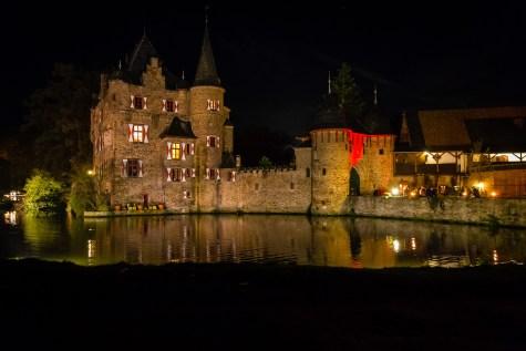 Halloween auf Burg Satzvey © Mike Göhre /Der Fotoschmied
