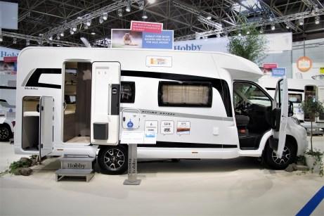 Sechs Schlafplätze bietet der T65 HKM ab 49.900 Euro.