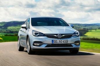 Dem Astra spendiert Opel eine deutliche Auffrischung. © Opel