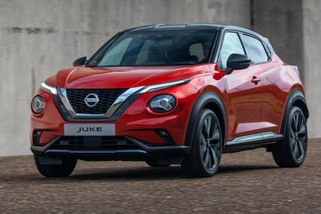 Ausgestattet ist der Juke mit einem DIG-T-Turbobenziner mit drei Zylindern, der aus einem Liter Hubraum 86 kW (117 PS) entwickelt. © Nissan
