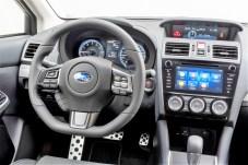 Aufgeräumt: Das Cockpit des Levorg. © Subaru