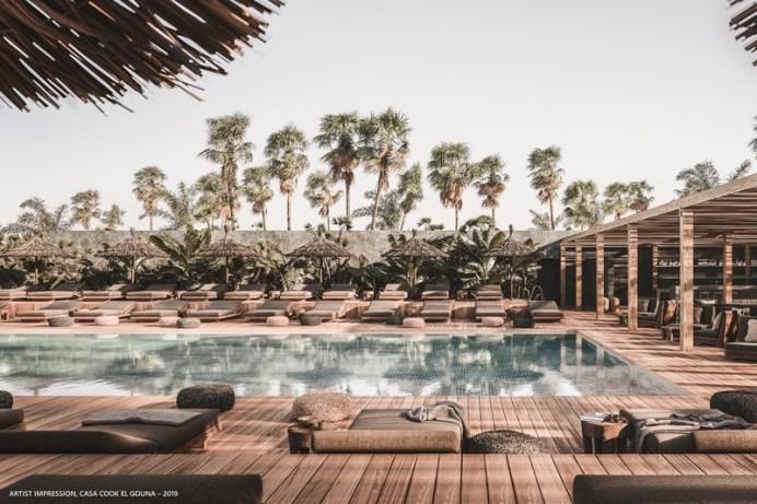 Ägypten ist in den Wintermonaten sehr beliebt – dort eröffnet zum Start in die Saison das Casa Cook El Gouna, ein weiteres neues Haus der Boutique-Hotelmarke mit Kids Konzept. © Thomas Cook
