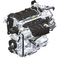 Auf Effizienz getrimmt: Der neu entwickelte Hybridantriebsstrang mit 2,5 Liter großem Vierzylindermotor leistet im Toyota RAV4 als Fronttriebler 218 PS und in der Allradvariante 222 PS. © Toyota