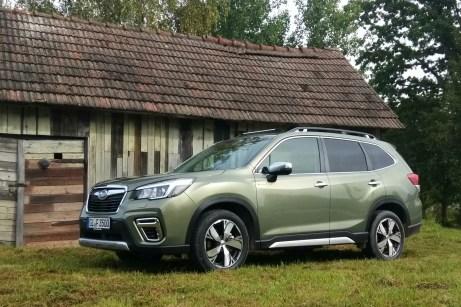 Der neue Forester basiert auf der neuen Subaru Global Platform. © Solveig Grewe / mid