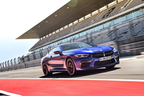 BMW M8 Competition Coupé. Foto: Auto-Medienportal.Net/BMW