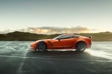 """Lautmalerisch: """"Sebring Orange Tintcoat Metallic"""" heißt die Speziallackierung für den Grand Sport in der Final Edition. © Chevrolet"""