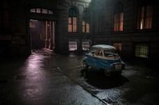 Der aufwendig inszenierte und im Stil eines Kinothrillers produzierte Film entführt die Zuschauer in das Jahr 1964. Foto: BMW