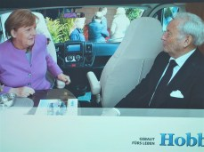 Bundeskanzlerin Angela Merkel gratulierte zum 50. Firmenjubiläum.