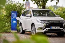 Erfolgreichster Plug-in-Hybrid ist als SUV der Mitsubishi Outlander.