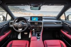 Lexus RX 450h. Foto: Auto-Medienportal.Net