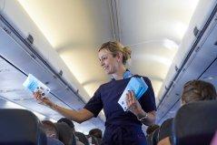 Neue nachhaltige Amenity Kits auf Langstreckenflügen. Foto: TUI