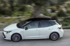 Toyota Corolla Hybrid. Foto: Auto-Medienportal.Net/Toyota
