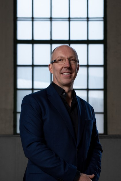 Die drei Volvo Designchefs: Robin Page. Foto: Volvo