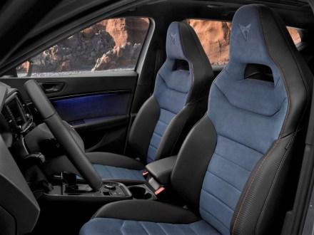 Cupra Ateca Limited Edition. Foto: Auto-Medienportal.Net/Seat