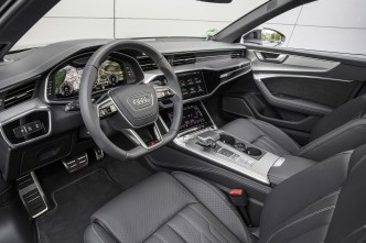 Abgesehen vom enormen Ladevolumen sind die Raumverhältnisse im A6 Avant ganz generell sehr üppig dimensioniert. © Audi