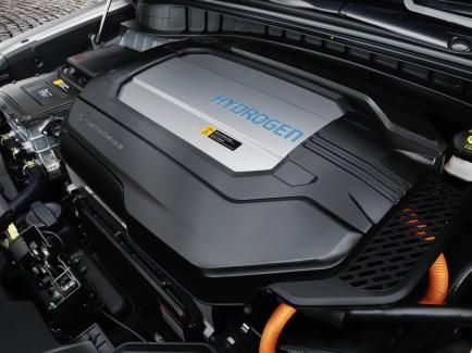 Brennstoffzelle des Hyundai Nexo. Foto: Auto-Medienportal.Net/Hyundai