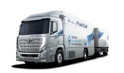 Hyundai Xcient Fuel Cell. Foto: Auto-Medienportal.Net/Hyundai