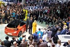 IAA 2019: Opel-Stand. Foto: Auto-Medienportal.Net/Opel