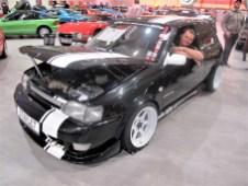 Mit Turbo und Kompressor leistet der EPC-Starlet von Daniel Eckardt stolze 353 kW / 480 PS.