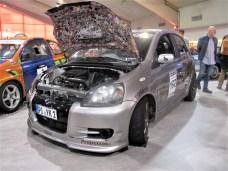 Der Yaris P1 TS mit 132 kW / 180 PS wird von Yannick Kramer bei Track Days eingesetzt.