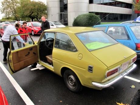 Noch nicht restauriert ist der Toyota 1000 aus der ehemaligen Sammlung von Peter Pichert.