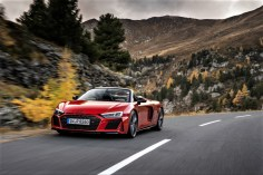 Audi R8 5.2 FSI Spyder RWD. Foto: Auto-Medienportal.Net/Audi