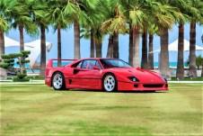 Ferrari F40 (1990). Foto: Auto-Medienportal.Net/Sotheby's