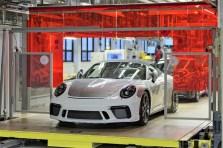 Fertigung des letzten Porsche 911 Typ 991 Speedster in Zuffenhausen am 06.12.2019 Foto: Jörg Eberl