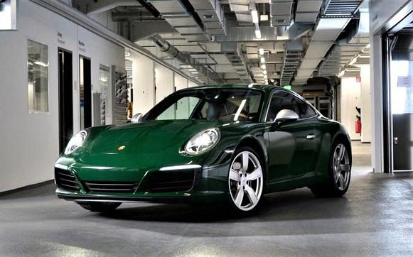 Der einmillionste Porsche 911. Foto: Auto-Medienportal.Net/Porsche