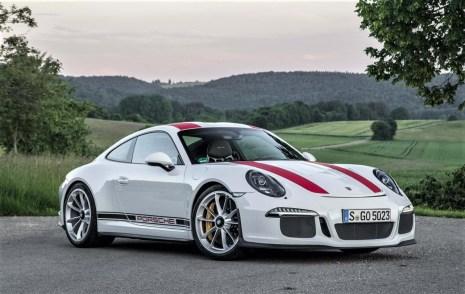 Porsche 911 R. Foto: Auto-Medienportal.Net/Porsche