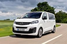 Der neue Opel Zafira © Opel